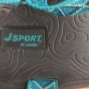 Jambu Shoes - Jambo Navajo sport sandals